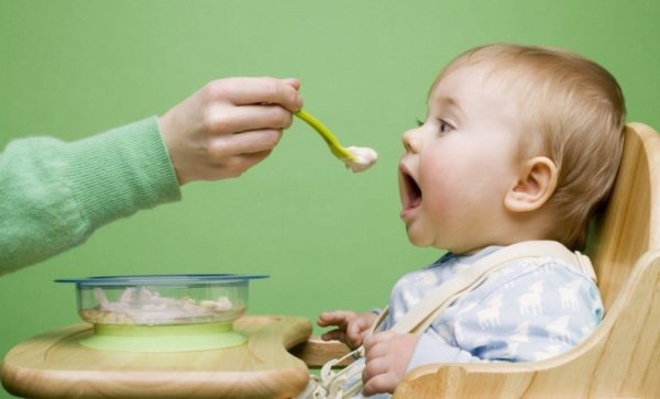 Питание ребенка при васкулите