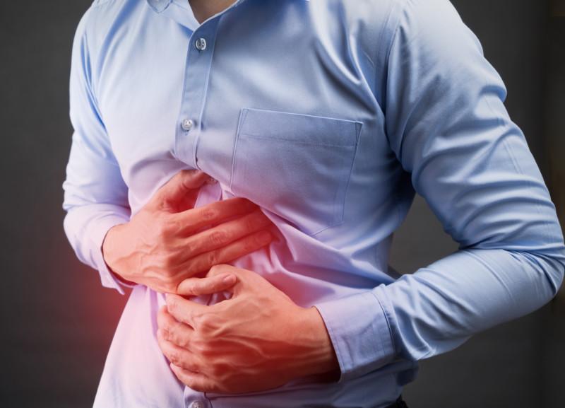 Экзема развивается на фоне заболеваний пищеварительной системы