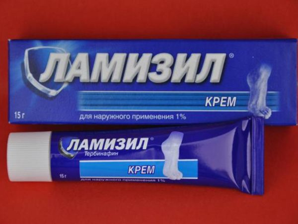 Ламизил гель