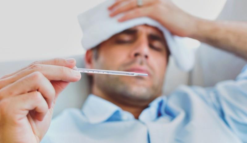 Повышение температуры при фурункулезе