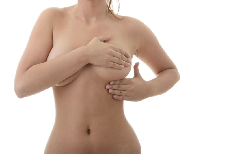 Зуд в районе груди
