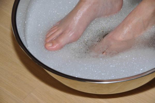 Ванночка с дегтярным мылом