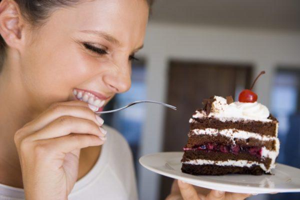 Высокое потребление сахара