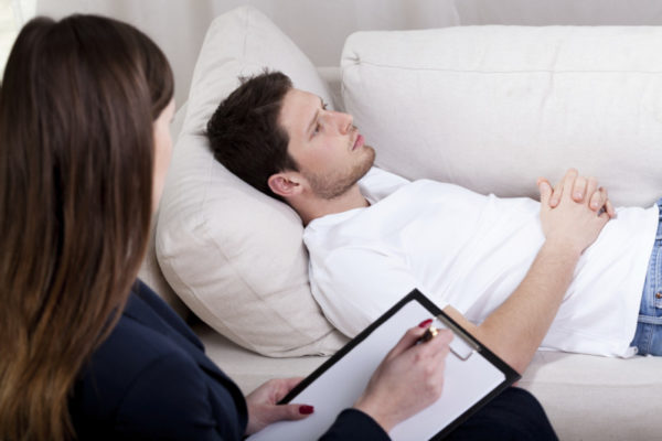Гештальт терапия
