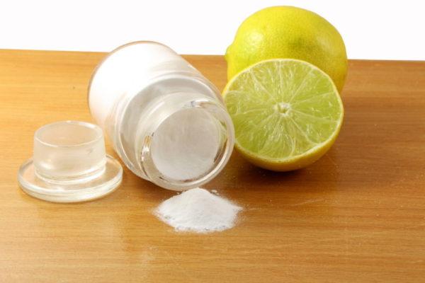 Приготовление лимонной пасты