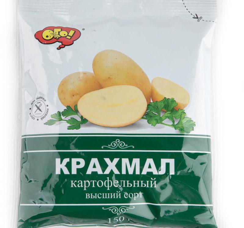 Картофельный крахмал