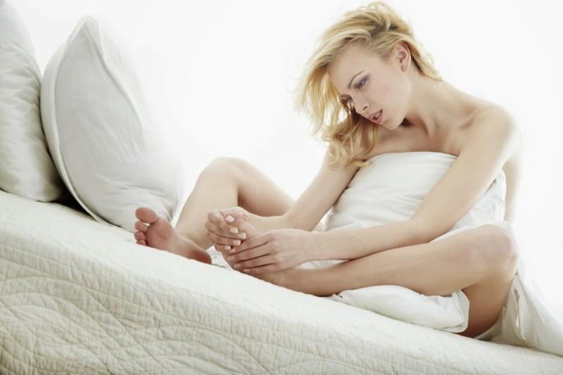 Потеют ноги при беременности