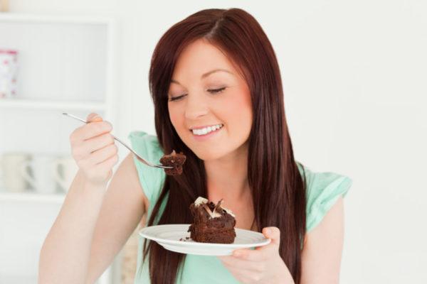 Употребление сладкого
