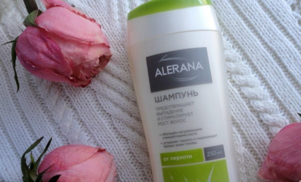 Алерана – шампунь