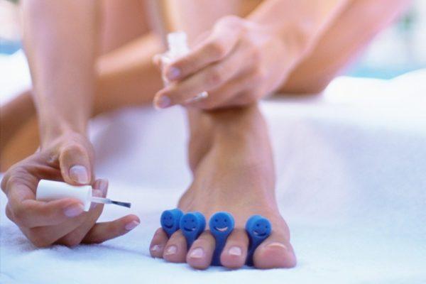 Противогрибковые лаки для ногтей