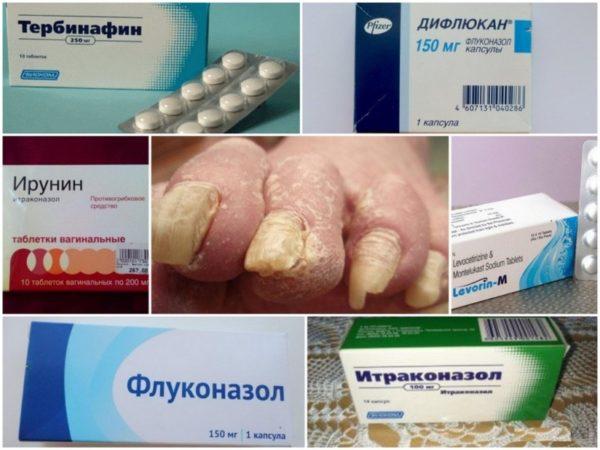 Системные препараты