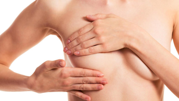 Липома на груди