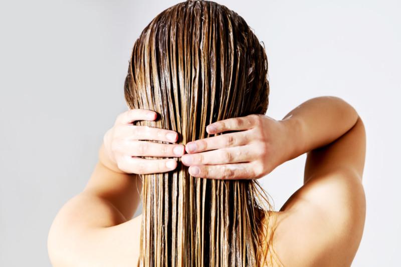 Маска на волосы