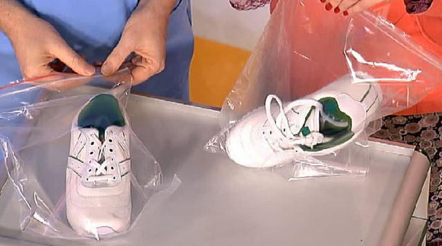 Обработка обуви уксусом