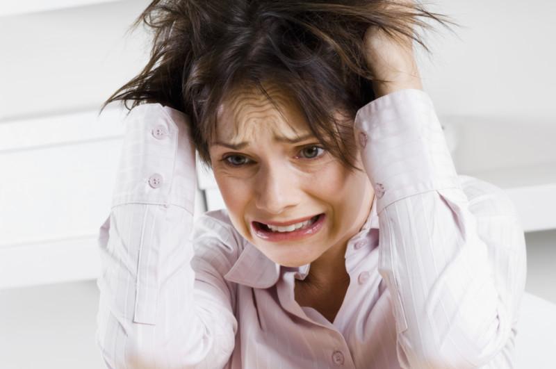 Стрессовые ситуации и депрессии