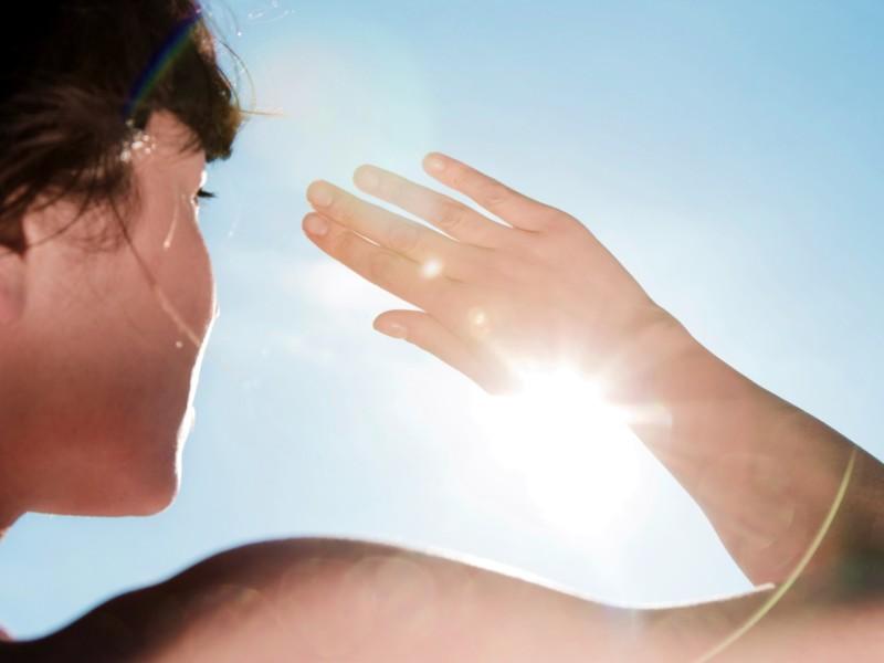 Воздействие ультрафиолета и пигментные пятна