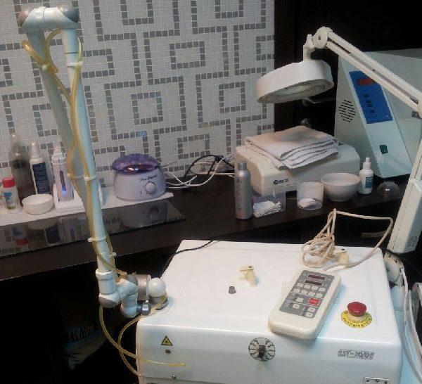 Хирургический лазер «Ланцет»