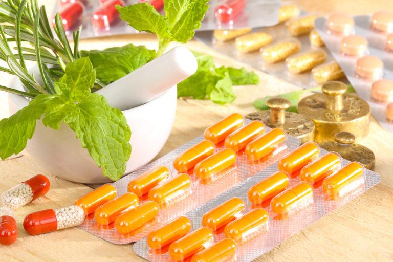 Народные средства и медикаментозные препараты
